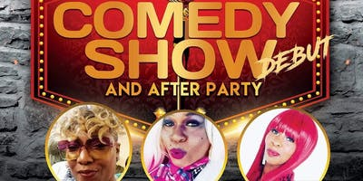 Jumpin Off Da Roof Entertainment Comedy Show Debut and After Party
