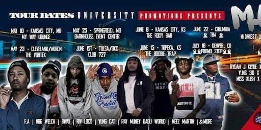 M.U.S.T Tour (Sacramento)