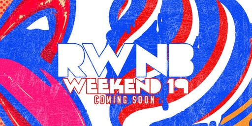 Red White & Blue Weekend