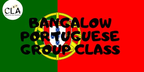 Beginner Portuguese Small Group Classes - Bangalow tickets