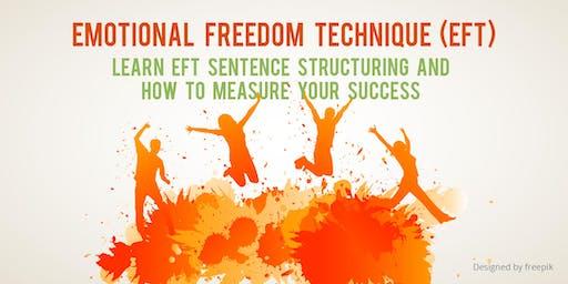 Emotional Freedom Technique (EFT) Level 1 Training