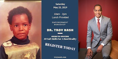 Defying the Odds with Dr. Troy Nash