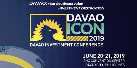 Davao Investment Conference 2019 tickets
