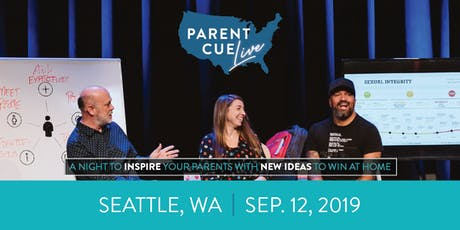 Parent Cue Live - Seattle tickets