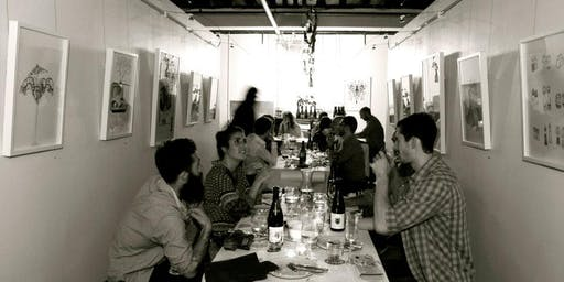 Dinner with an Artist - Vol. 1 - Brad Robson