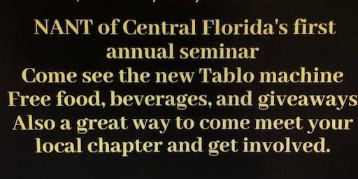 NANT of Central Florida Annual Seminar