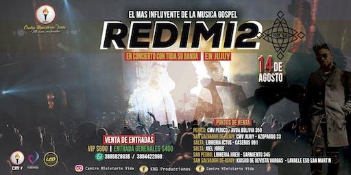 REDIMI2 EN CIUDAD PERICO - JUJUY