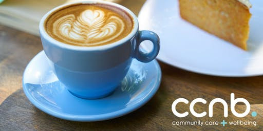 Pop-up wellness event: Coffee, cake and wellbeing
