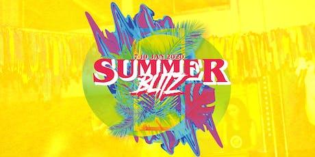 Summer Blitz tickets