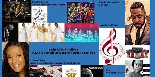 Salute to Soldiers-Jazz & Inspirational Benefit Concert