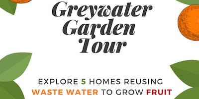 Greywater Garden Tour