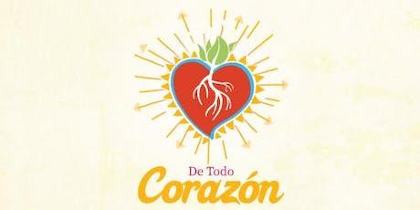 De Todo Corazón tickets