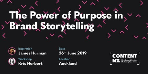 Content Mastery Part 1: Purpose and Storytelling with James Hurman