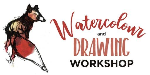 Watercolour and Drawing Workshop
