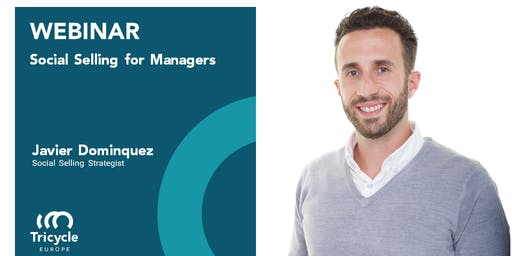 Webinar Social Selling for Managers