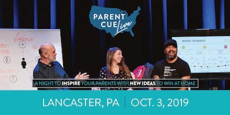 Parent Cue Live - Lancaster tickets