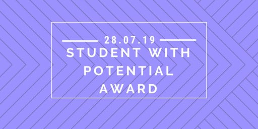 2019 Students with Potential Award Celebration