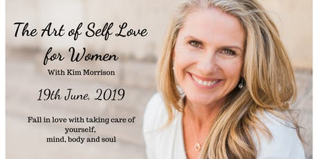 The Art of Self Love for Women tickets