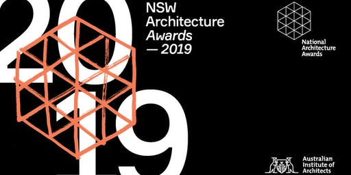 2019 NSW Architecture Awards Night