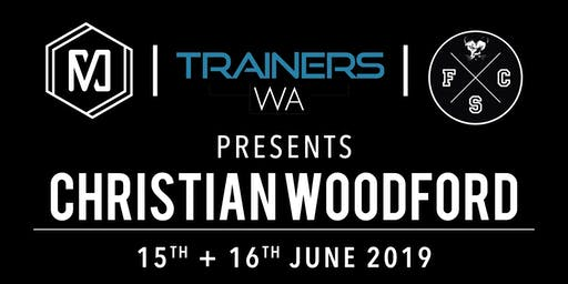 Christian Woodford Full Weekend Athletic Development Workshop Perth