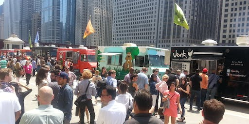 Hump Day Food Truck Rally @ 600 W Chicago
