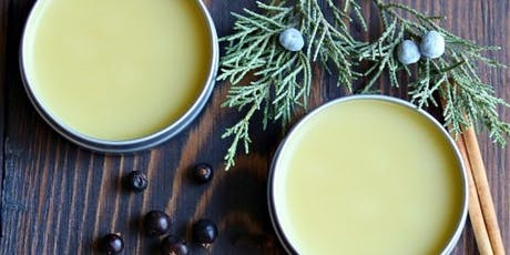 Balms, Salves and Ointments: Ancient Medicine for Modern Times tickets