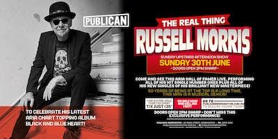 Russell Morris LIVE at Publican, Mornington!
