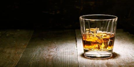 Bourbon Degustation Dinner tickets