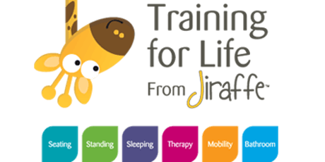 Jiraffe, Training for Life - Sleeping, Standing and Mobility tickets