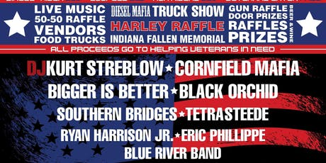 Helping Heroes Freedom ride and Festival  tickets