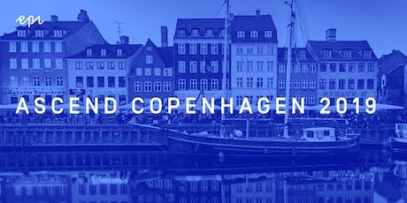 Episerver Ascend Copenhagen 2019 tickets