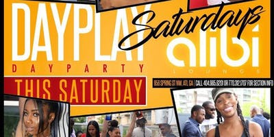 Atlanta's Hottest Rooftop Day Party #DayPlay