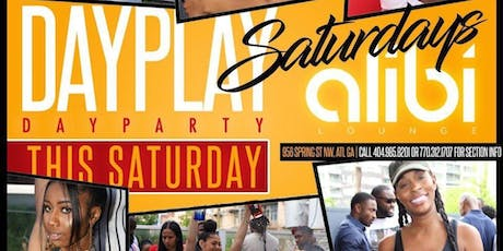 Atlanta's Hottest Rooftop Day Party #DayPlay  tickets