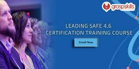 Leading SAFe 4.6 Certification Training in Des Moines, IA, United States tickets
