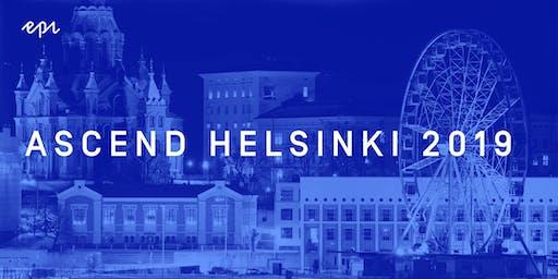 Ascend Helsinki 2019