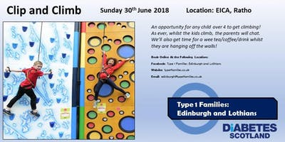 Type 1 Families at Clip and Climb