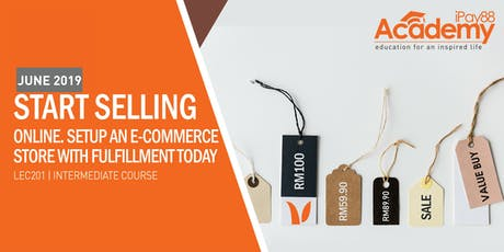 Start Selling Online. Set-up an e-Commerce Store with Fulfillment Today tickets