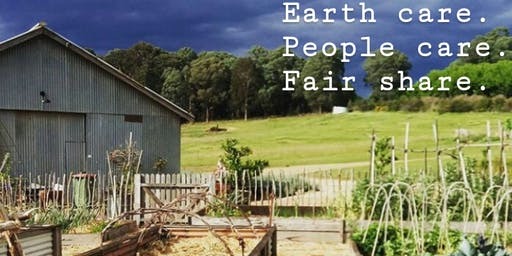 Introduction to Permaculture with David Arnold