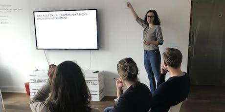 OKR Expert Seminar: individuelle Wege zu mehr Wirksamkeit (700 Euro netto) Tickets