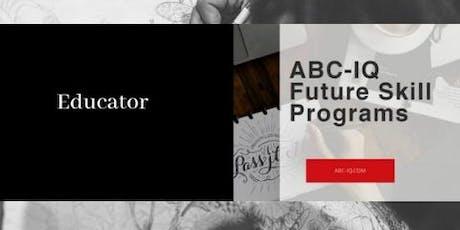 Future Skills Educator / Literacy Specialist tickets