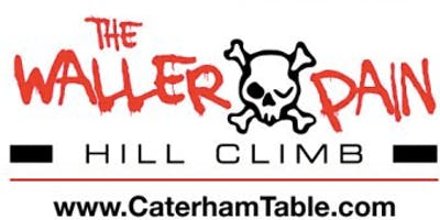Waller Pain - Cycle Hill Climb - 2019 Caterham Festival