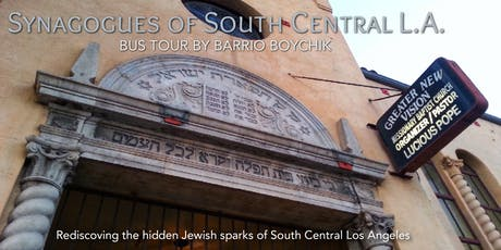 Synagogues of South Central L.A. tickets