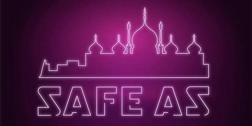 Safe As - disco fundraiser for Sussex homeless