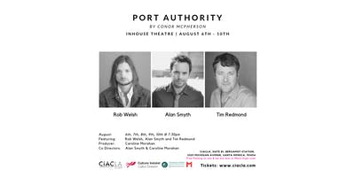 Port Authority by Conor McPherson - InHouse Theatre