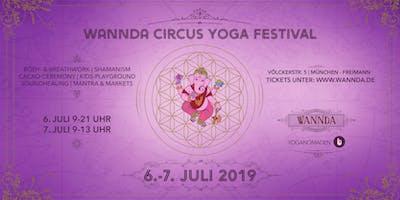Wannda Circus Yoga Festival