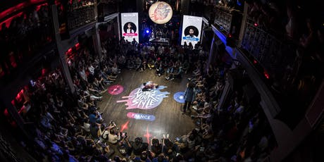 RED BULL DANCE YOUR STYLE - Finale France billets