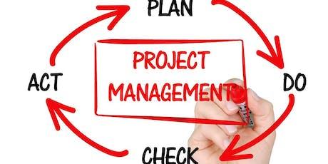 Projektmanagement für Anfänger - So gelingt Ihr Vorhaben Tickets