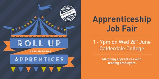 Apprenticeships Jobs Fair at Calderdale College