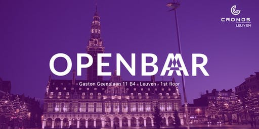 Openbar Leuven meetup 12 - Severless & Reactive Architecture