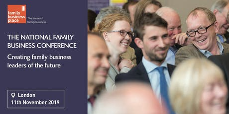 The National Family Business Conference tickets